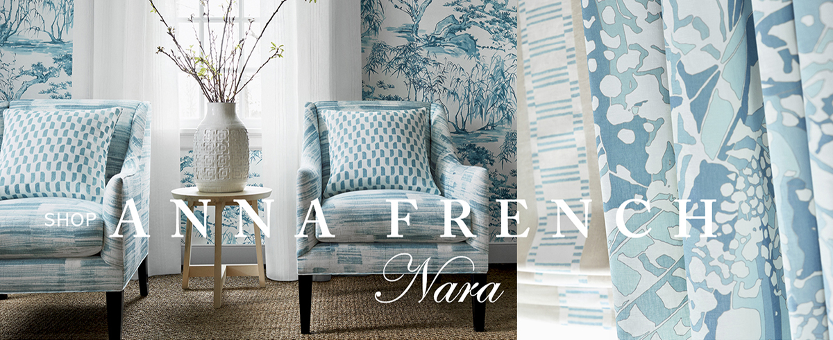 Nara Collection from Anna French